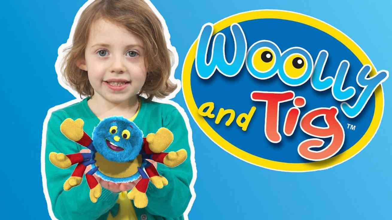 Woolly and Tig | CBeebies