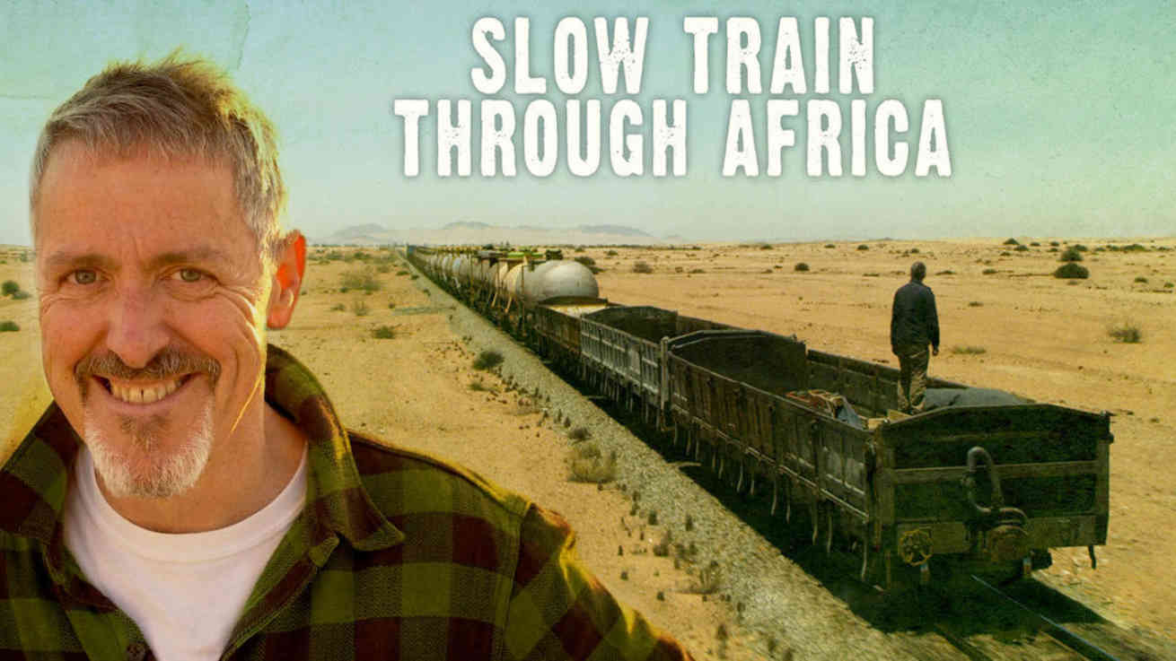Slow Trains through Africa with Griff Rhys Jones | ITV